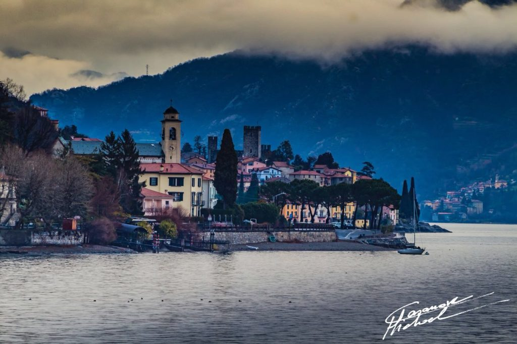 towns on lake como italy Slow Lake Como Rezzonico Michael Casanova
