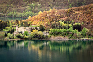 Piona Abbey - Slow Lake Como, best hiking in Lake Como italy